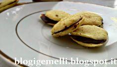 Baci di dama http://blogigemelli.blogspot.it/2014/11/baci-di-dama.html