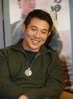 "Jet Li- Movies i liked most of his movies but, my favs are ""Kiss of the Dragon"" & ""Unleashed"""