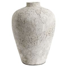 The Luna jar has a bright, raw and inviting look, and will be ideal in both the minimalist and a little more raw decor. The vase is hand-shaped, to ensure. Vintage Industrial Bedroom, Material Library, Vase Fillers, Hand Shapes, Clay Pots, Accent Pieces, Brown And Grey, Flower Pots, Globes