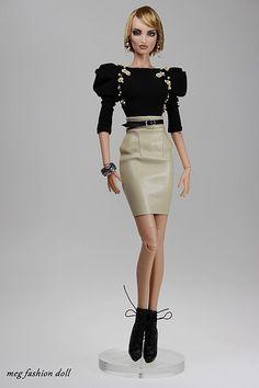 New outfit for Kingdom Doll / Deva Doll / Numina / 07   Flickr - Photo Sharing!
