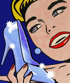Cinderella Pop Art Version by ~Fulvio84 on deviantART