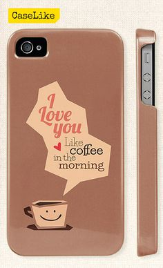 3D #iPhone 5 #Case  Cool Cute #Coffee Cup Full Wrap by #caselike, $22.00
