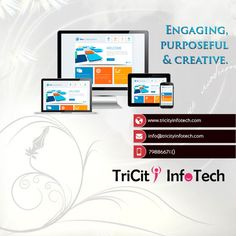 www.Tricityinfotech.com , If you need a full feature + latest #Website #Design for your #Business at a Decent Cost, we have got the Perfect #Solution for you. We offer Best Website Designing and #development services in #Chandigarh, Mohali, #Panchkula. visit: www.tricityinfotech.com or For more information get in touch with our experts at +91- 7988667110