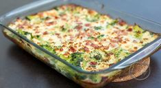 Brokkoliform- Quiche, Kraut, Dory, Lasagna, Macaroni And Cheese, Food And Drink, Cooking Recipes, Breakfast, Ethnic Recipes