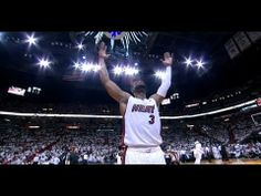 ▶ May 6, 2014 -NBA Tonight - Playoffs East Conf Semis Game 01 Miami Heat Vs Brooklyn Nets -Win (01-00) - YouTube -- #ProBasketballMiamiHeat
