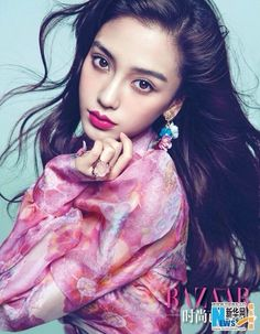 NATSUMI'S SECRET ☞ 韓国レポ | Decolog Angelababy, Asian Beauty, My Beauty, Beauty Women, Very Beautiful Woman, Beautiful Asian Women, Asian Woman, Asian Girl, Chinese Actress