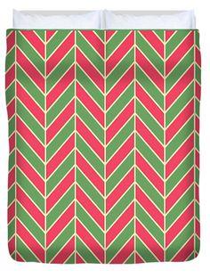 3d Pattern Duvet Cover by Sebastien Coell