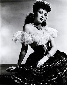 My Darling Clementine Linda Darnell 1946 Tm & Copyright (C) Century Fox Film Corp. All Rights Reserved. Photo Print x Hollywood Actresses, Actors & Actresses, Westerns, John Ford, Gorgeous Hair, Beautiful, Western Movies, My Darling, Old Movies