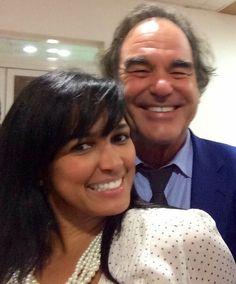 Armario de Noticias: Oliver Stone elogia película de Celinés Toribio, M...