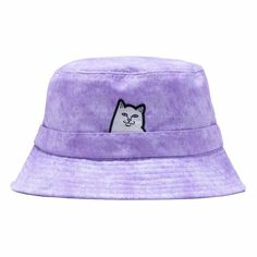 The new Rip N Dip Lord Nermal Bucket Hat is an essential to your accessory collection with its naughty twist. Rip N Dip, Skateboard Fashion, Textiles, Diamond Supply, Thrasher, You Are Awesome, Hurley, Violet, Hats For Men