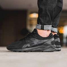 Asics Gel-Kayano Trainer Evo - BLACK US 4 - US available now in-store and  online Berne. «