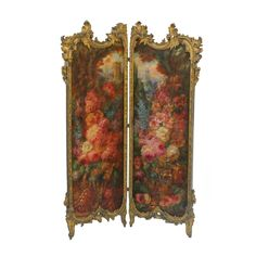 Century Hand Painted Italian Screen - The elegance of living Century, Decor, Elegant, Hand Painted, Furniture, Screen, Home Decor