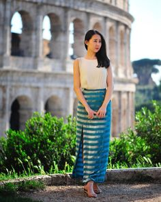 Rome, One Shoulder, Photoshoot, Formal Dresses, Fashion, Dresses For Formal, Moda, Photo Shoot, Formal Gowns