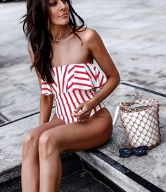 Summer outfits are an amazing combination of style and comfort. In this post I have collected best 60 summer outfits. Go on and explore some amazing casual summer outfits.