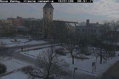 Nové Zámky - Slovakia Live webcams City View Weather - Euro City Cam  #Slovakia #Slovensko #webcams #niceview #travel #beautifulplace #street #view #cestovné #ulice #počasie #city