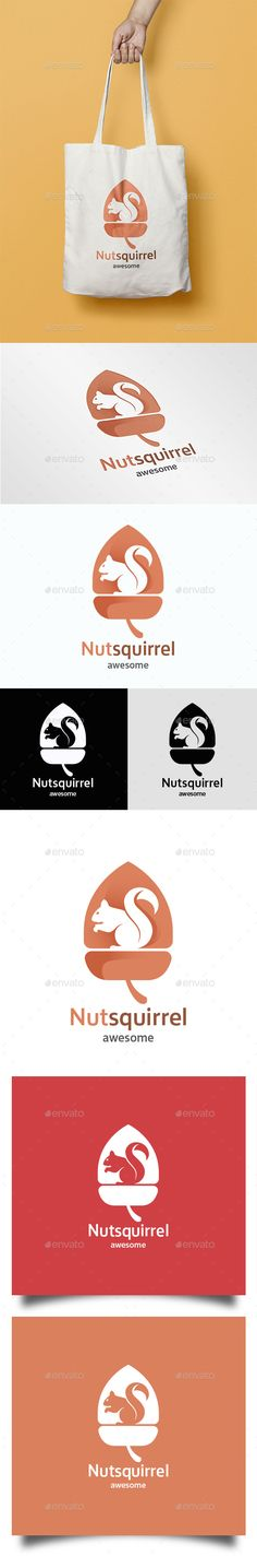 Squirrel Nut Logo