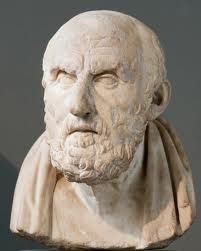 The great philosopher of 3rd century BC, Chrysippus was perhaps crazy to ask his slave to treat his donkey with neat wine!