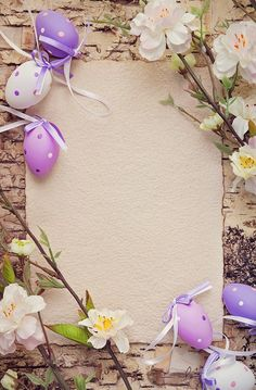 Floral Wallpaper Phone, Easter Wallpaper, Cover Wallpaper, Purple Wallpaper, April Easter, Easter Art, Happy Easter, Easter Eggs, Easter Backgrounds