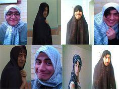 Humanes conjunte use vele en Iran come proteste