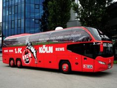 """Neoplan Cityliner """"FC Cologne"""" '2008"""