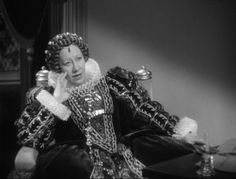 the sea hawk movie 1940 | Robson is presented in fabulous Elizabethan gowns and jewellery ...