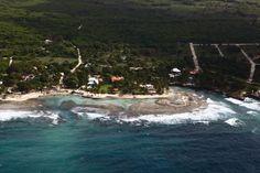 Playa de Cumayasa, entre San Pedro de Macorís y La Romana, R.D.