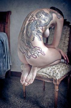 Pauline by dennis ziliotto, via Behance