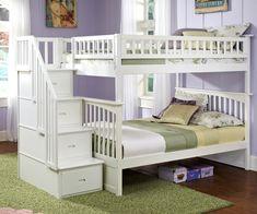 20+ Step Bunk Beds - Modern Bedroom Interior Design Check more at http://imagepoop.com/step-bunk-beds/