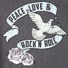 peace love and rock