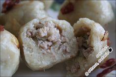 Heavenly Palate: [Pyzy] Toothsome Polish potato dumplings