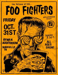 Foo Fighters 10/31/14 Nashville Tennessee  ep.3  sonic highways
