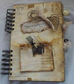 Creative Cafe': BoBunny ETC Journal Book