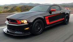 Hennessey HPE700 Supercharged Boss 302 Mustang Tested by Matt Farah.