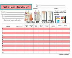 1810 best mary kay biz images on Pinterest | Beauty consultant, Mary Satin Hands Mary Kay Order Form on mary kay wish list form, mary kay fundraiser form, mary kay printable receipt form, mary kay inventory tax form,