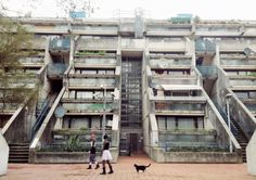 brutalist architecture in London, like in Thamesmead, where they filmed A Clockwork Orange and Misfits, Trellick Tower, Alexandra Road, and ...