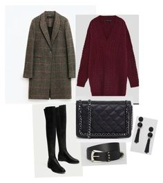 Winter look by mazyrenok on Polyvore featuring polyvore, fashion, style and clothing