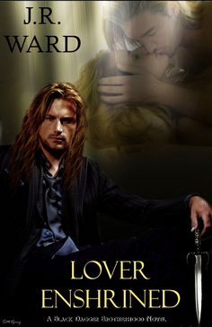 black dagger brotherhood - Lover Enshrined He looks like Phury to me.