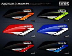 Yamaha Rx 135, Yamaha Logo, Motos Yamaha, Yamaha Bikes, Tank Design, Logo Design, Motorcycle Decals, Bike Stickers, Motosport