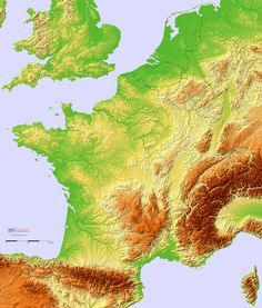France, Netherlands, Belgium, Luxembourg
