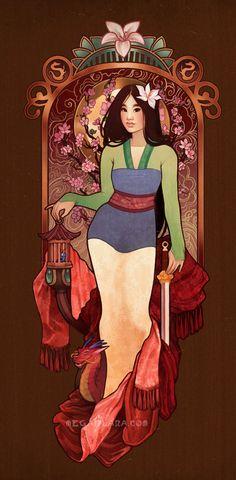 Wer ich bin innen  4 x 6 Lustre-Kunstdruck von MeganLaraArt auf Etsy