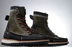 Converse Chuck Taylor 'Made in Maine' Guide Boot