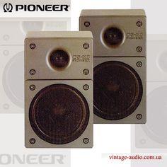 Pioneer CS-X 3 / Loudspeakers - Pioneer Pioneer Audio, Loudspeaker, Audio Equipment, Speakers, Catalog, Vintage, Art, Pictures, Brochures