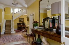 INTERIOR DESIGN > COUNTRY HOUSES > Suffolk – Todhunter Earle