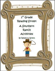 Mrs. Farmer's First Grade Class - Reading Street Unit 4