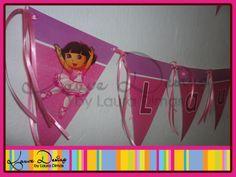 Banderines Dora la Exploradora Ballet