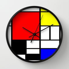 Midtown Wall Clock