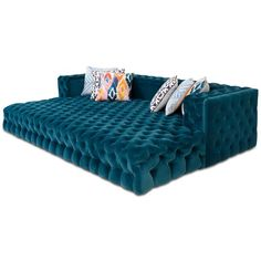 """The """"Fat Bastard"""" sofa/bed/ Diy Sofa, Sofa Couch Bed, Pit Couch, Large Sofa Bed, Living Room Sofa, Home Living Room, Living Room Decor, Bedroom Sofa, Sofa Design"""