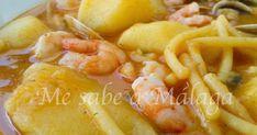En la cocina tradicional malagueña son muy importantes las cazuelas. Quizás esta sea la cazuela malagueña por excelencia aunque las...