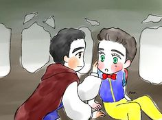 Snow White Kurt