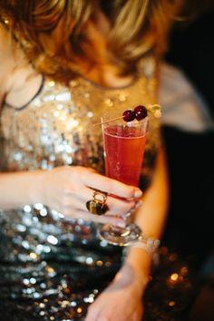 Champagne Glitter ..